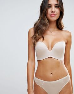 Wonderbra new ultimate strapless bra a - g cup 25b2e2e71