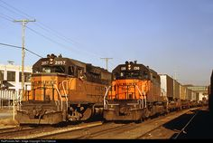 RailPictures.Net Photo: MILW 130 Chicago, Milwaukee, St. Paul & Pacific EMD SD40-2 at Milwaukee, Wisconsin by Tom Farence