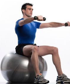 Exercise or fitness ball