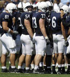 Penn State- I love those basic blues!