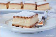Mini serniczki w szklankach - I Love Bake Polish Recipes, Polish Food, Nutella, Tiramisu, Oreo, Cheesecake, Sweets, Baking, Ethnic Recipes
