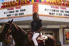 Young Thug Announces Slime Season 3 Release With SXSW Funeral Procession