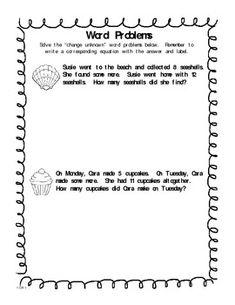 math worksheet : money worksheets word problems and coins on pinterest : 1st Grade Math Problem Solving Worksheets