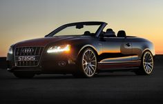 Audi S5 Cabriolet 3.0 Challenge Edition by STaSIS Engineering. Click to view more photos and mod info.