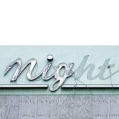 pinterest.com/fra411 #Basement16 — Night print - Sam Egarr