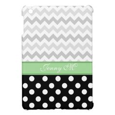 >>>Order          	Gray Chevron Black Polka Dot Green iPad Mini Case           	Gray Chevron Black Polka Dot Green iPad Mini Case We have the best promotion for you and if you are interested in the related item or need more information reviews from the x customer who are own of them before pleas...Cleck Hot Deals >>> http://www.zazzle.com/gray_chevron_black_polka_dot_green_ipad_mini_case-256064544246181939?rf=238627982471231924&zbar=1&tc=terrest