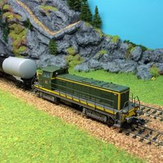 #locomotive diesel #BB63814 ep IV #HO #Piko A retrouver ici : http://www.latelierdutrain.com/alimentations-2-rails/100470-locomotive-diesel-bb63814-epiv-ho-1-87-piko.html