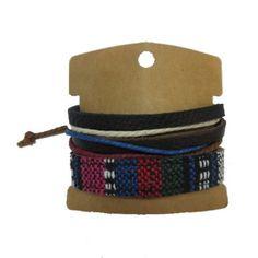 Bohemia Leather Bracelets Set GBR10046