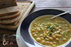 Chickpea Chowder | Food L'amor | Gluten Free and Paleo Recipes by Melissa #glutenfree #cleaneating #dairyfree #vegan