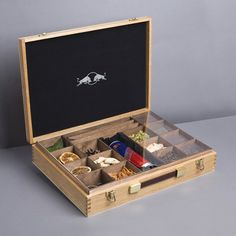 """Self promotion idea. Has the WOW factor! Use your imagination regarding what to put in a box like this. Red Bull Cola press kits - perfect for """"Bucketlist in a Box"""""""