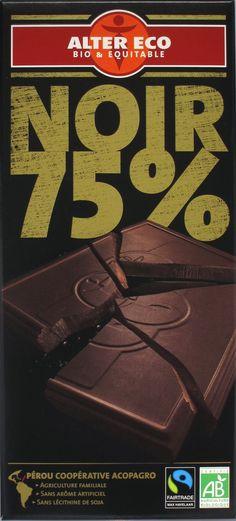 Alter Eco Noir 75%