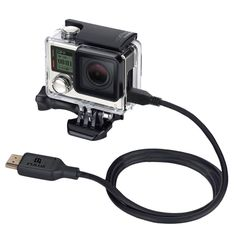 [$2.22] PULUZ Video 19 Pin HDMI to Micro 5 Pin HDMI Cable for GoPro HERO4 /3+ /3, Length: 1.5m