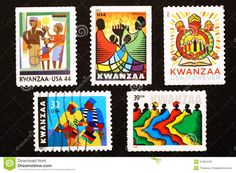 https://thumbs.dreamstime.com/z/kwanzaa-celebrated-american-postage-stamps-celebration-held-united-states-honors-african-heritage-african-47964378.jpg