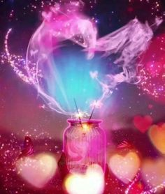 Beautiful Fantasy Art, Beautiful Gif, Valentines Gif, Fire Image, Flowers Gif, Heart Wallpaper, Cute Love Quotes, My Favorite Music, Love Heart