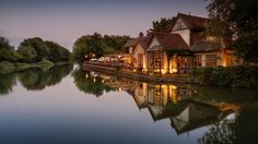 An Evening at the Fish and Eels by georgewjohnson.deviantart.com on @deviantART