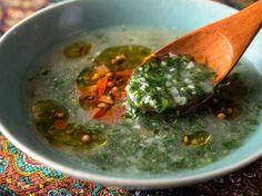 絶品!女王クレオパトラが愛したモロヘイヤのスープの作り方 - macaroni