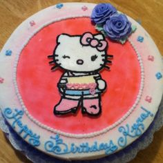 Hello Kitty Cakes By Elizabeth