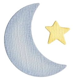 quickutz 2x2 Moon and Star