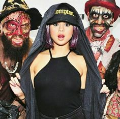 Selena's new hairstyle