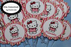 Topper Hello Kitty Escalope