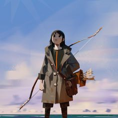 Yun Ling is a concept artist and illustrator currently based in Montreal, Canada. Yun has created concept art for companies such as EA Shanghai and visual… Game Character Design, Character Design Inspiration, Character Concept, Character Art, Concept Art, Character Illustration, Illustration Art, Bg Design, Environmental Art