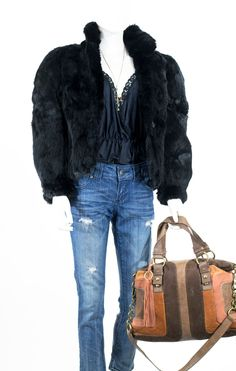 A personal favorite from my Etsy shop https://www.etsy.com/listing/240414908/vintage-fur-jacket-new-deadstock-with