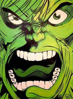 #Hulk #Fan #Art. (Hulk Portrait) By: Mikecorralesart. (THE * 3 * STÅR * ÅWARD OF: AW YEAH, IT'S MAJOR ÅWESOMENESS!!!™)[THANK Ü 4 PINNING!!!<·><]<©>ÅÅÅ+(OB4E)       https://s-media-cache-ak0.pinimg.com/474x/f5/59/1f/f5591f803f421a14be2693e9ecc248e1.jpg