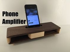 Phone Amplifier - YouTube