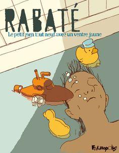Le petit rien tout neuf avec un ventre jaune : Pascal Rabaté - «J'aime les petites gens. Ils sont à ma hauteur, je suis issu d'un milieu campagnard, je raconte le milieu dans lequel j'ai grandi, les gens que j'ai croisés, qui vivent et pensent au premier degré, comme moi.»