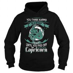 Cool Capricorn Karma Shirts & Tees