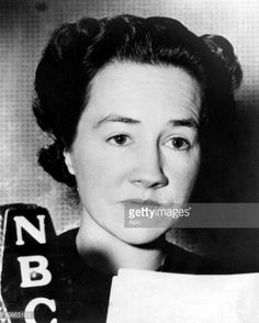 News Photo 1940-1949,Adult,Adults Only,Anne Morrow Lindbergh,Archival,Arts Culture and Entertainment,Charles Lindbergh,NBCUniversal,One Person,One Woman ...