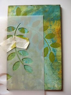 Studio 490: distress paints tutorial...