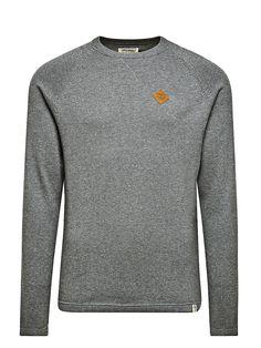 ORIGINALS by JACK & JONES - Pullover von ORIGINALS - Regular fit - Crew Neck - Raglan-Ärmel - Markenaufnäher - Bündchen und Saum sind gerippt 100% Baumwolle...
