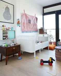 Shake My Blog | Une chambre d'enfant scandinave vintage