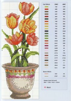 ° ● Cross Stitch Pattern ●, small OrOi: Naver Blog