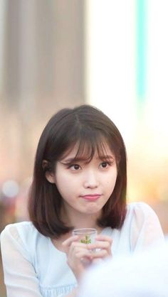 Iu hair image by moon - soon on wish I. Korean Beauty, Asian Beauty, Korean Girl, Asian Girl, Hair Images, Cute Hairstyles, Iu Hairstyle, Korean Actresses, Ulzzang Girl