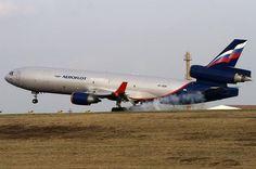 Aeroflot Cargo McDonnell Douglas MD-11 freighter