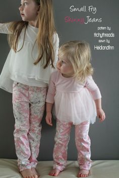 HeidiandFinn modern wears for kids: Small Fry Skinny Jeans Tour - Titchy Threads plus coupon