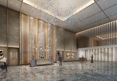 Office Space Design, Office Interior Design, Concert Hall Architecture, Hotel Lobby Design, Haridwar, Archi Design, Duplex House Design, Luxury Office, Lobby Interior