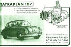 1948 Tatra 107 600