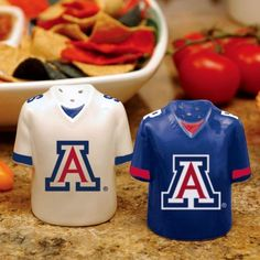 Arizona Wildcats Gameday Ceramic Salt & Pepper Shakers - $15.99