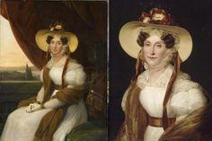 1838  Adélaïde d'Orléans (1777-1847), sister of Louis-Philippe of France
