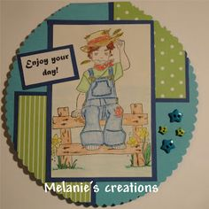 Melanie's Creative World: May 2011