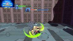 Disney Infinity 3.0 Drax vs Ronan Boss Fight Extreme Level