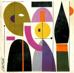 MID-CENTURIA : Art, Design and Decor from the Mid-Century and beyond: The Art of S. Neil Fujita