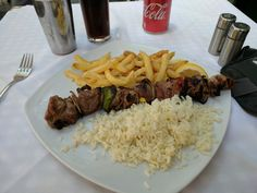 I could eat this everyday. I almost did. Greece was such a great place. I miss it