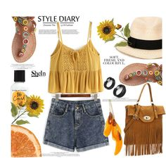 How To Wear Summer Dream Outfit Idea 2017 - Fashion Trends Ready To Wear For Plus Size, Curvy Women Over 20, 30, 40, 50