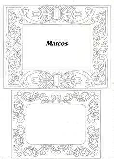 1000 images about molduras marcos on pinterest picasa - Marcos para laminas ...