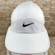 Style: Featherlight Dri-Fit Cap. Logo: Nike.   eBay!
