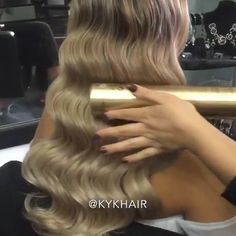 Hair by: @kykhair ⠀ Add me on snapchat 👻 hairvideo ⠀⠀⠀ #hair #love #hairstyle #instahair #hairstyles #haircolour #haircolor #hairdye #hairdo #diyvideo #tutorial #braid #fashion #balayage #diy #longhair #style #video #curly #black #brown #blonde #brunette #hairoftheday #hairvideos #hairvideo #hairtutorial #hairfashion #hairofinstagram #coolhair